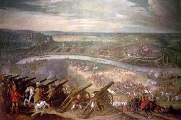 Siege of Vienna in 1529